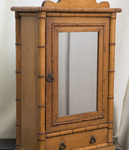 Antique French Armoire for doll