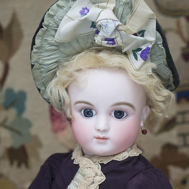 Antique French Steiner Bourgoin doll