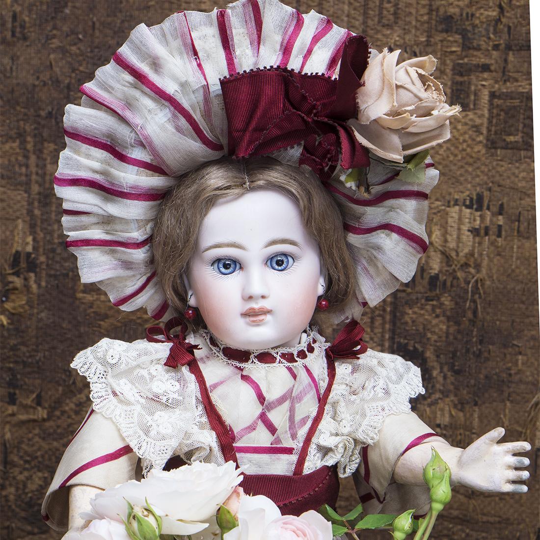 136 sonneberg doll