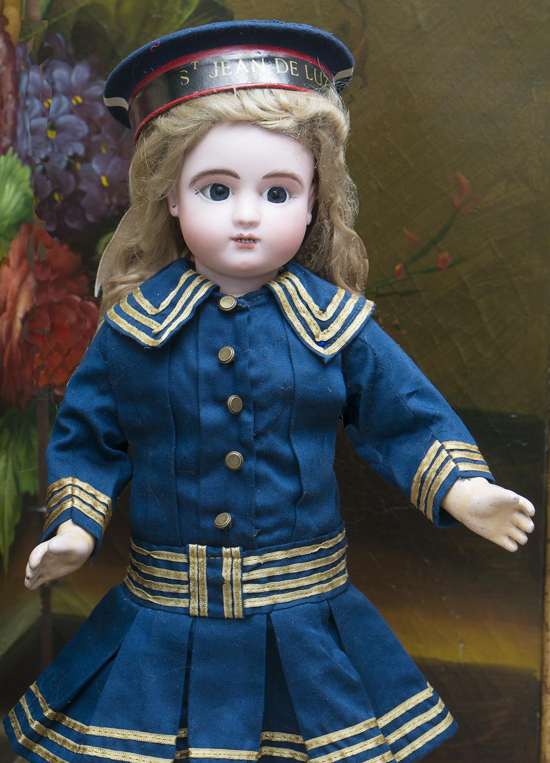 42см Кукла Steiner модель Bougoin