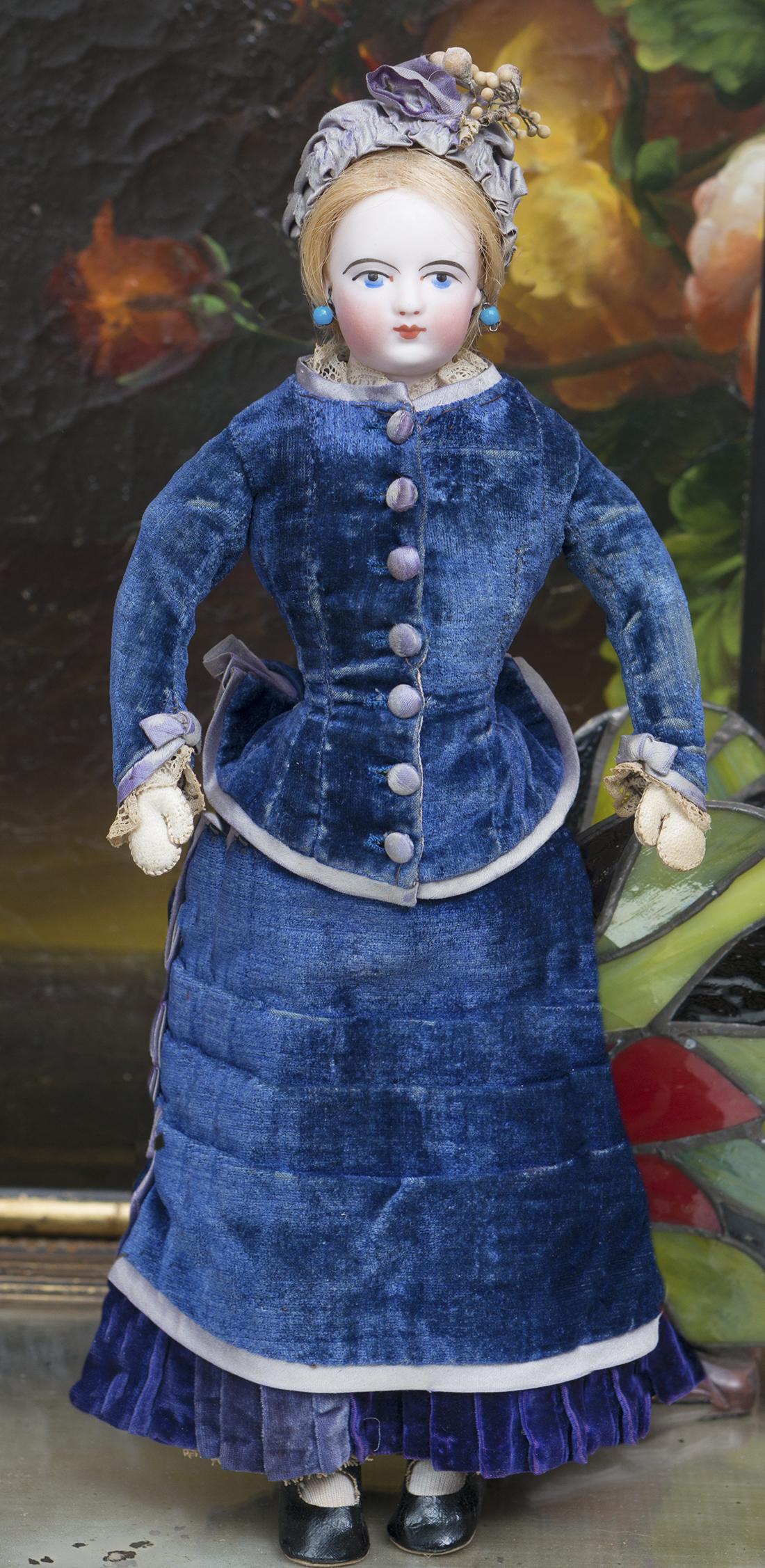 32см  Модная кукла Готье