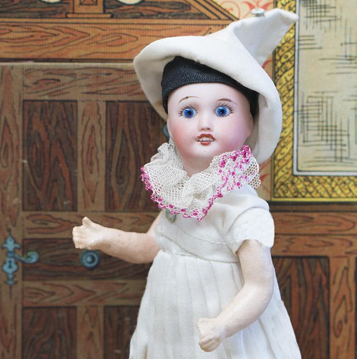 Columbine SFBJ doll, c.1900