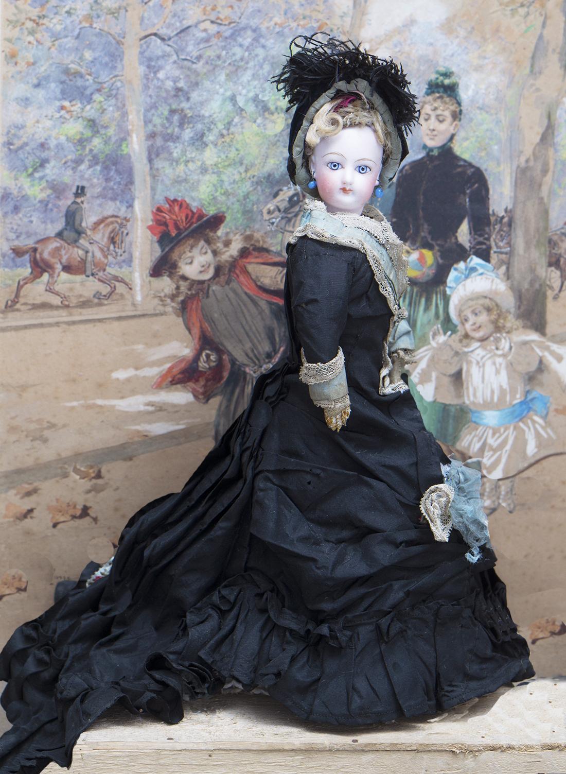 28см Модная кукла Готье