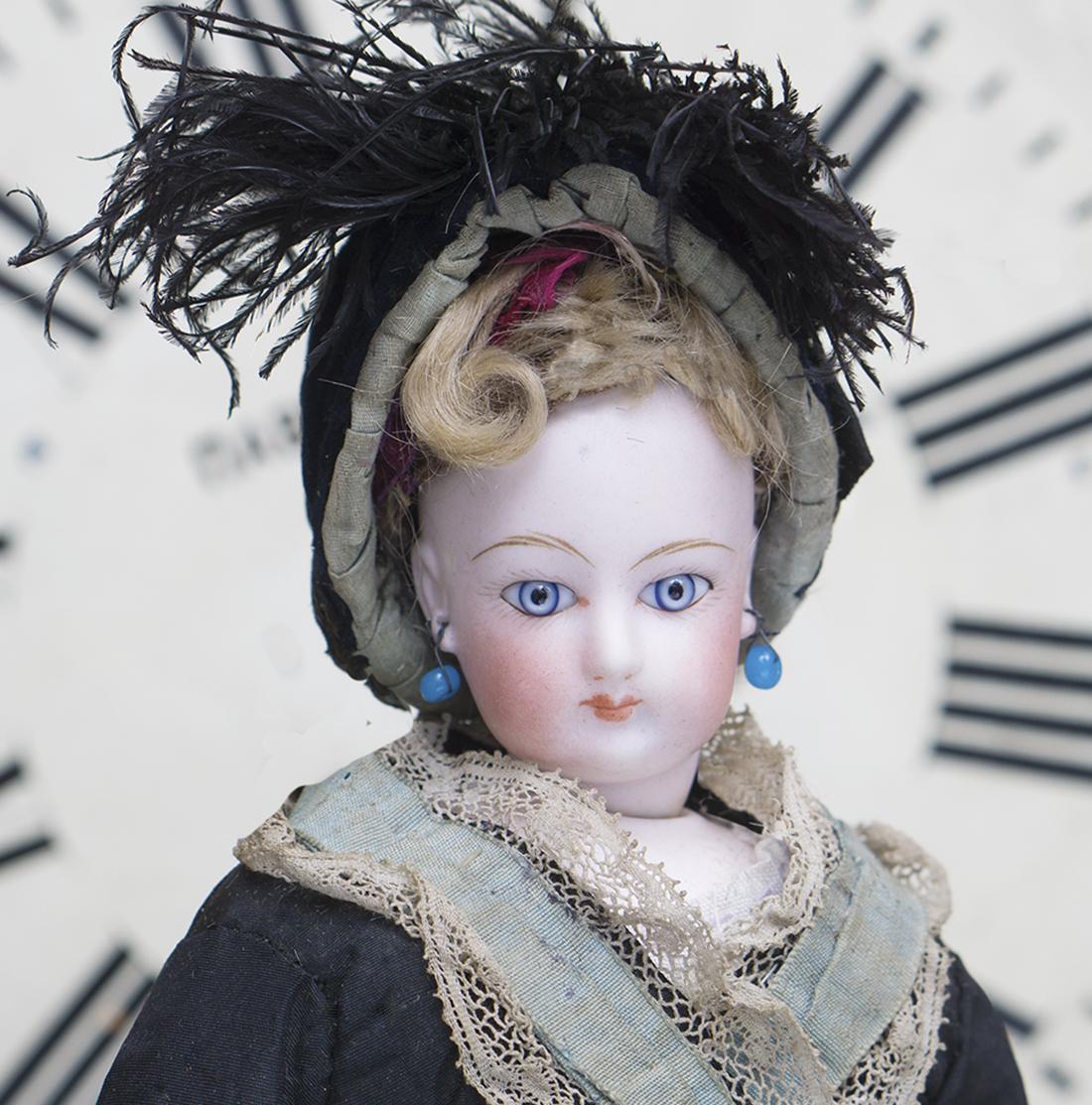 28см Модная кукла Готье в  оригинальном костюме