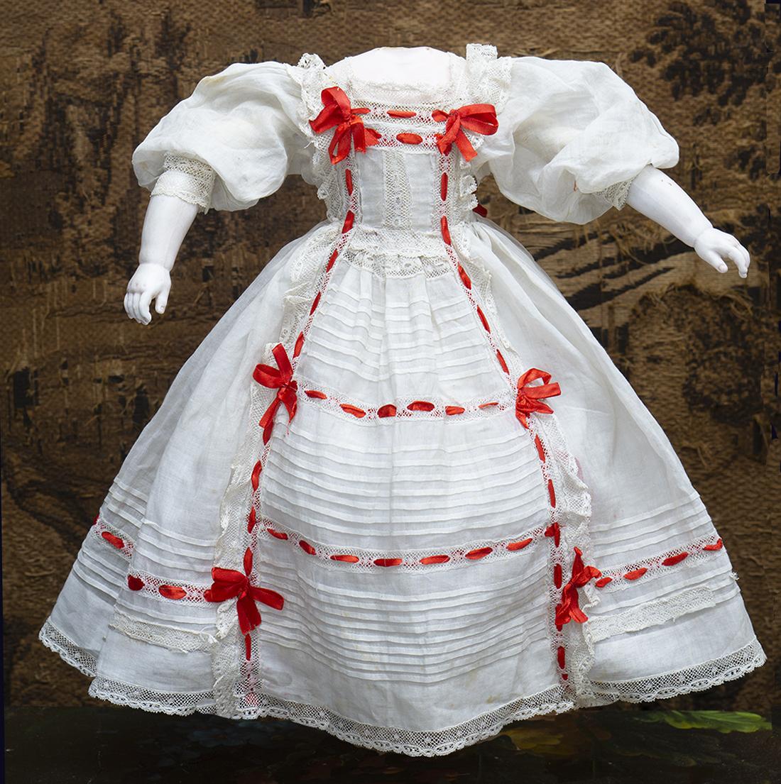 Antique Batiste Dress
