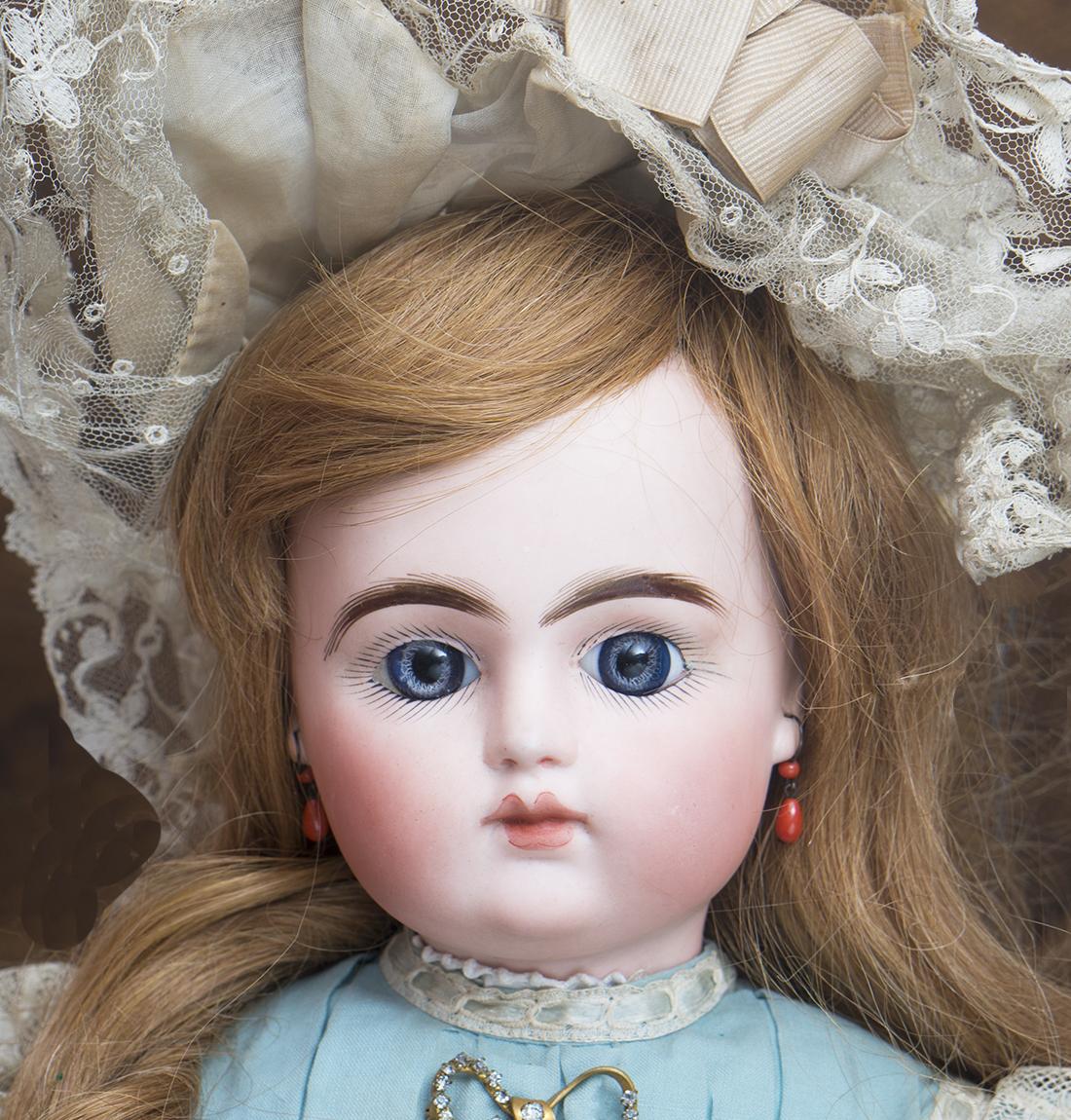 63см Кукла Pintel & Godchaux