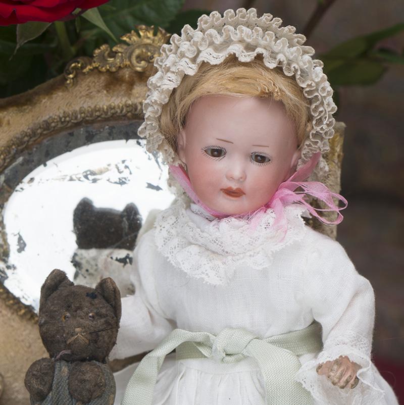 20 см Характерная кукла Armand Marseille 590