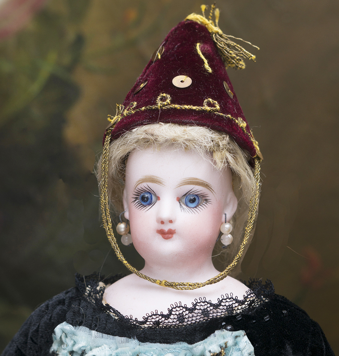 Antique French Gaultier doll
