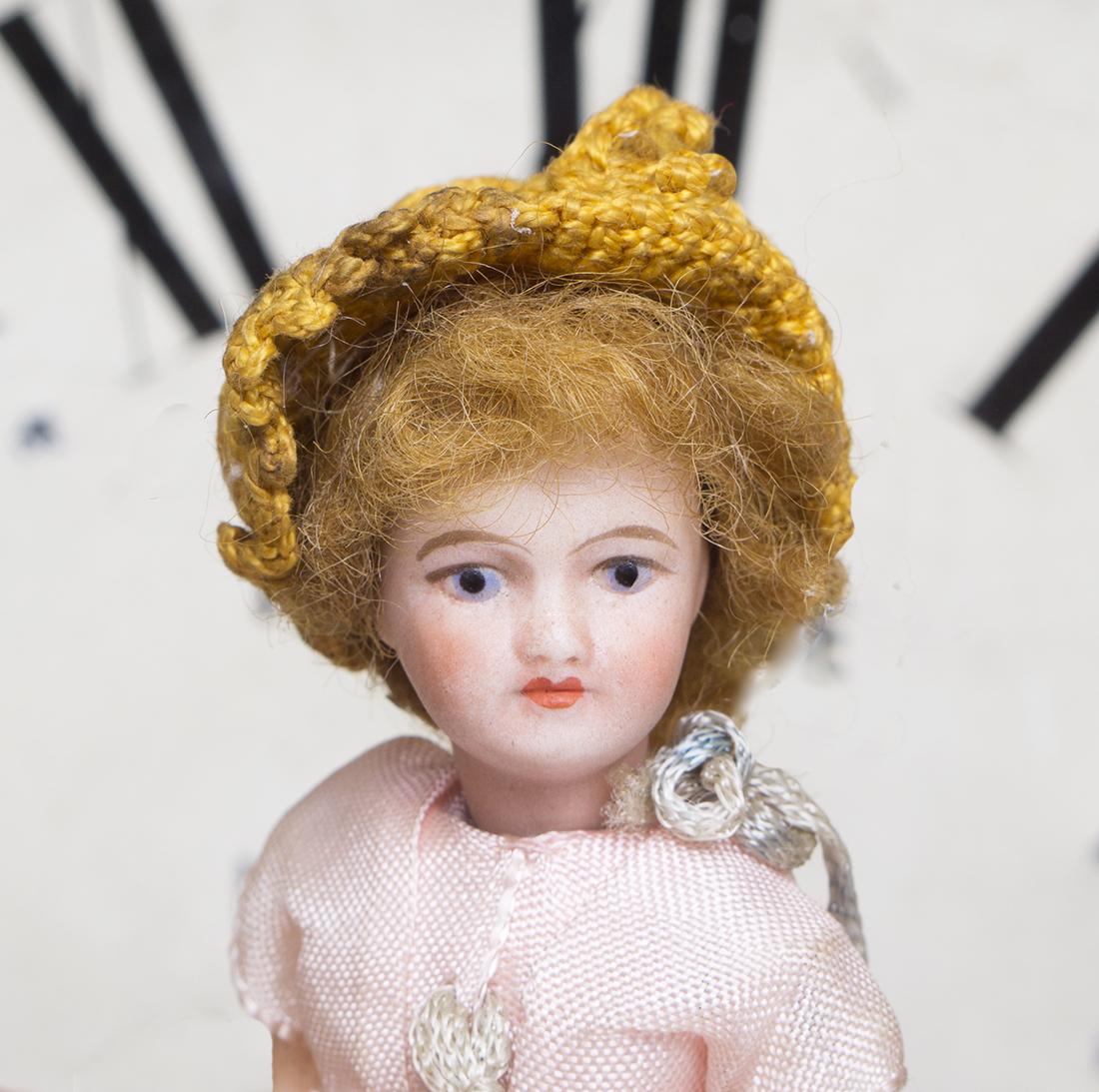 Small mignonette doll