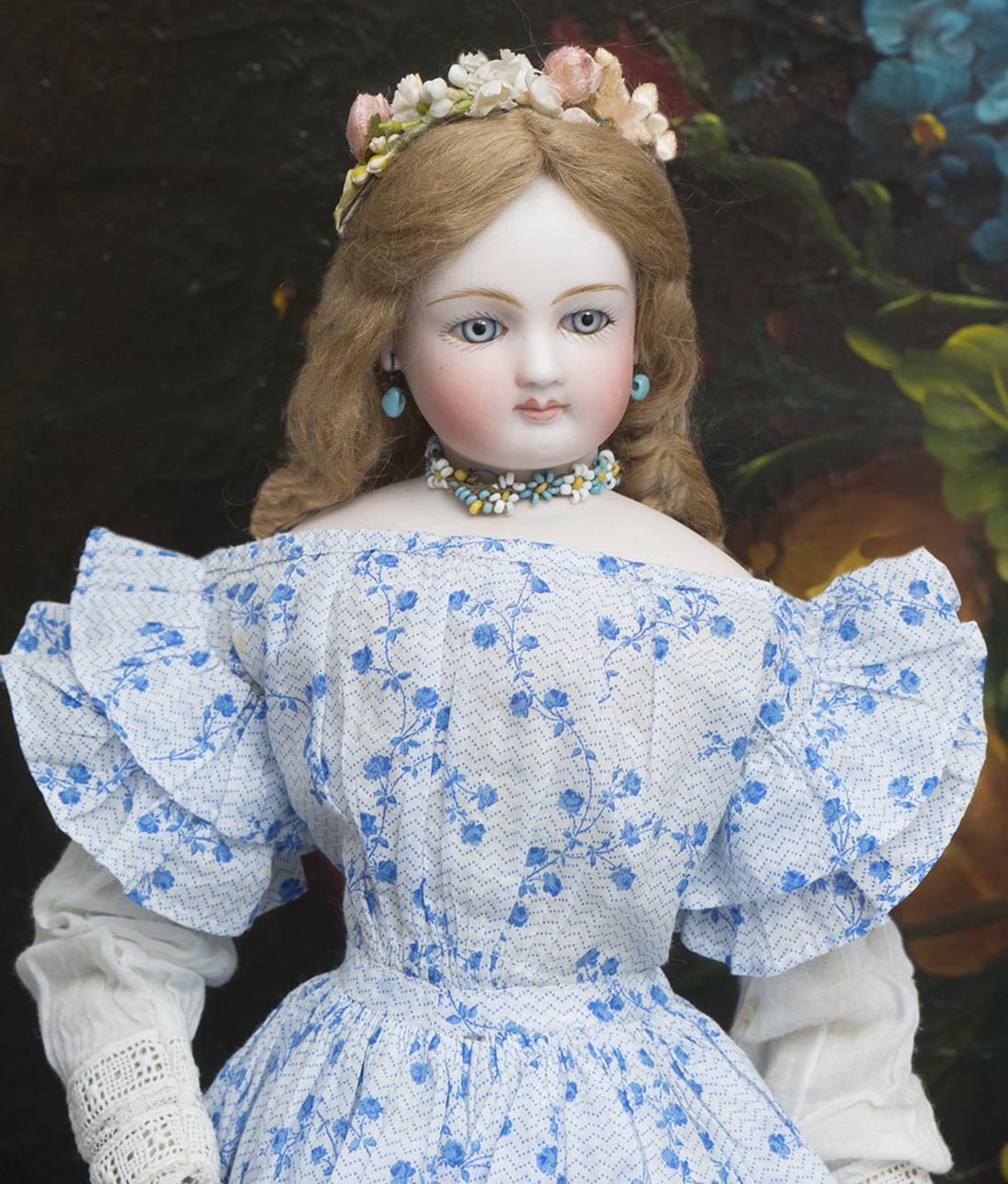 45см Модная кукла Jumeau
