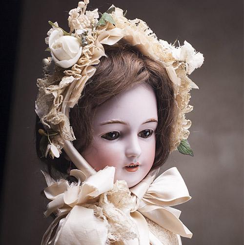 Очень редкая модель  Кукла-Леди S&H 55 cм