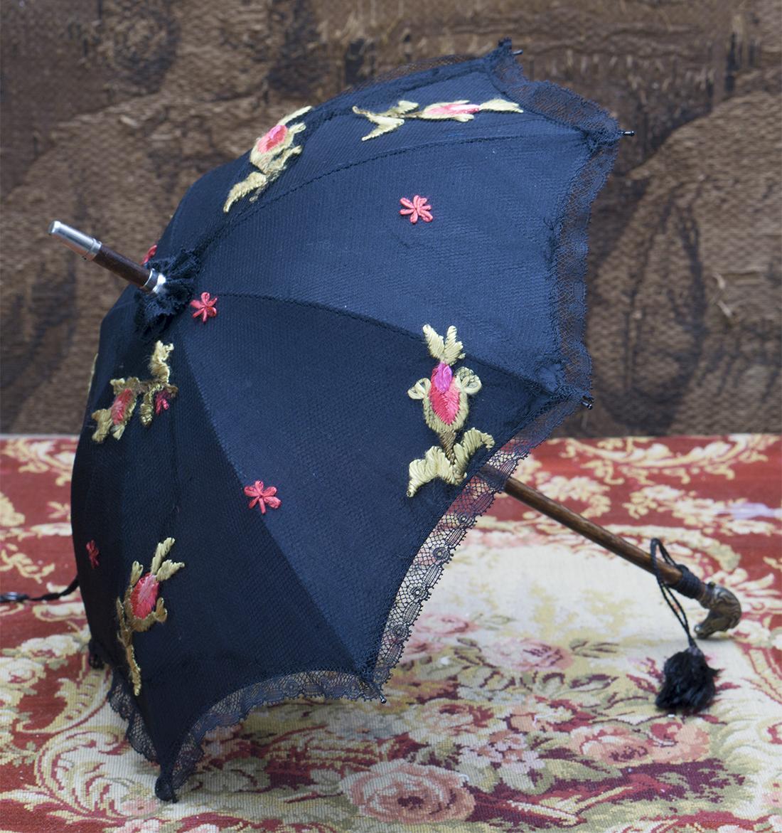 Antique Jumeau Parasol
