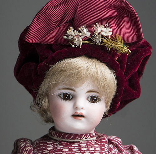 Ранняя Немецкая куколка 29 см