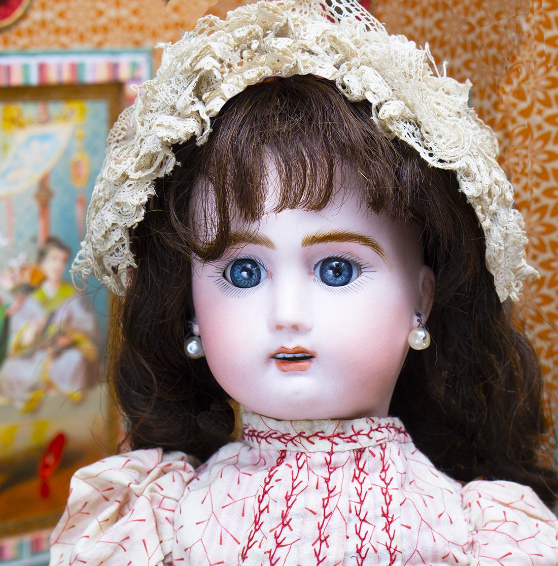 Французская Кукла JULLIEN 36см
