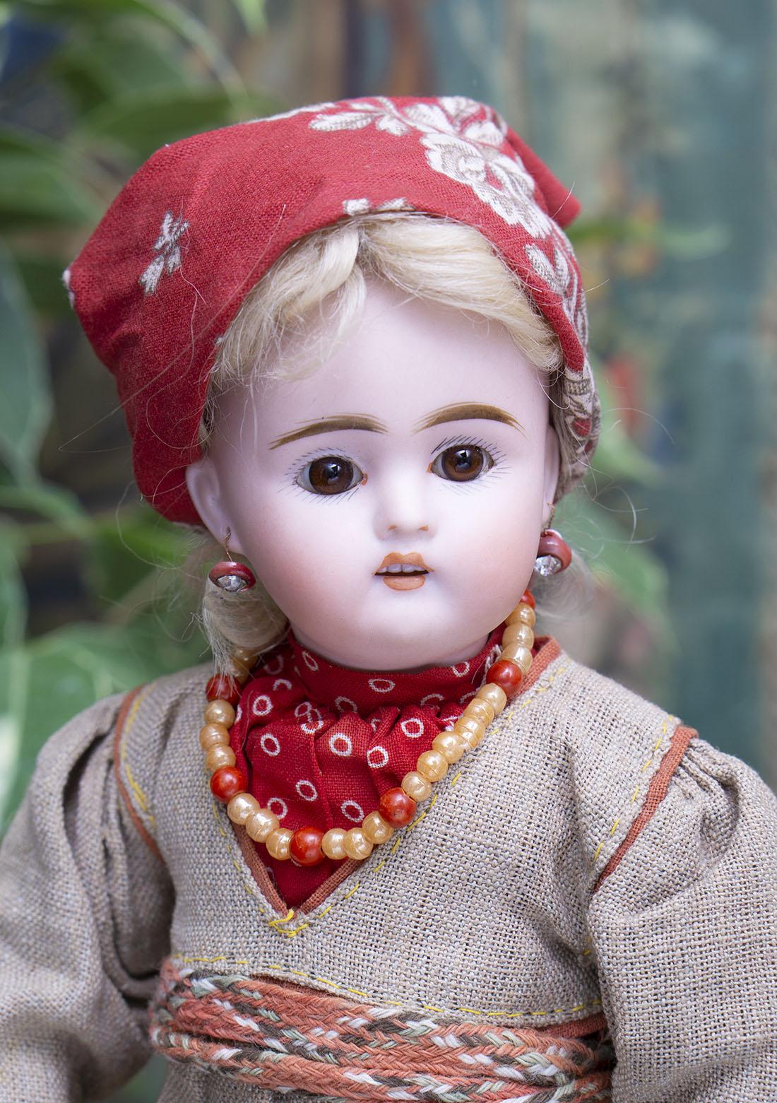 28см Куколка Шраер  и Фингергут 448