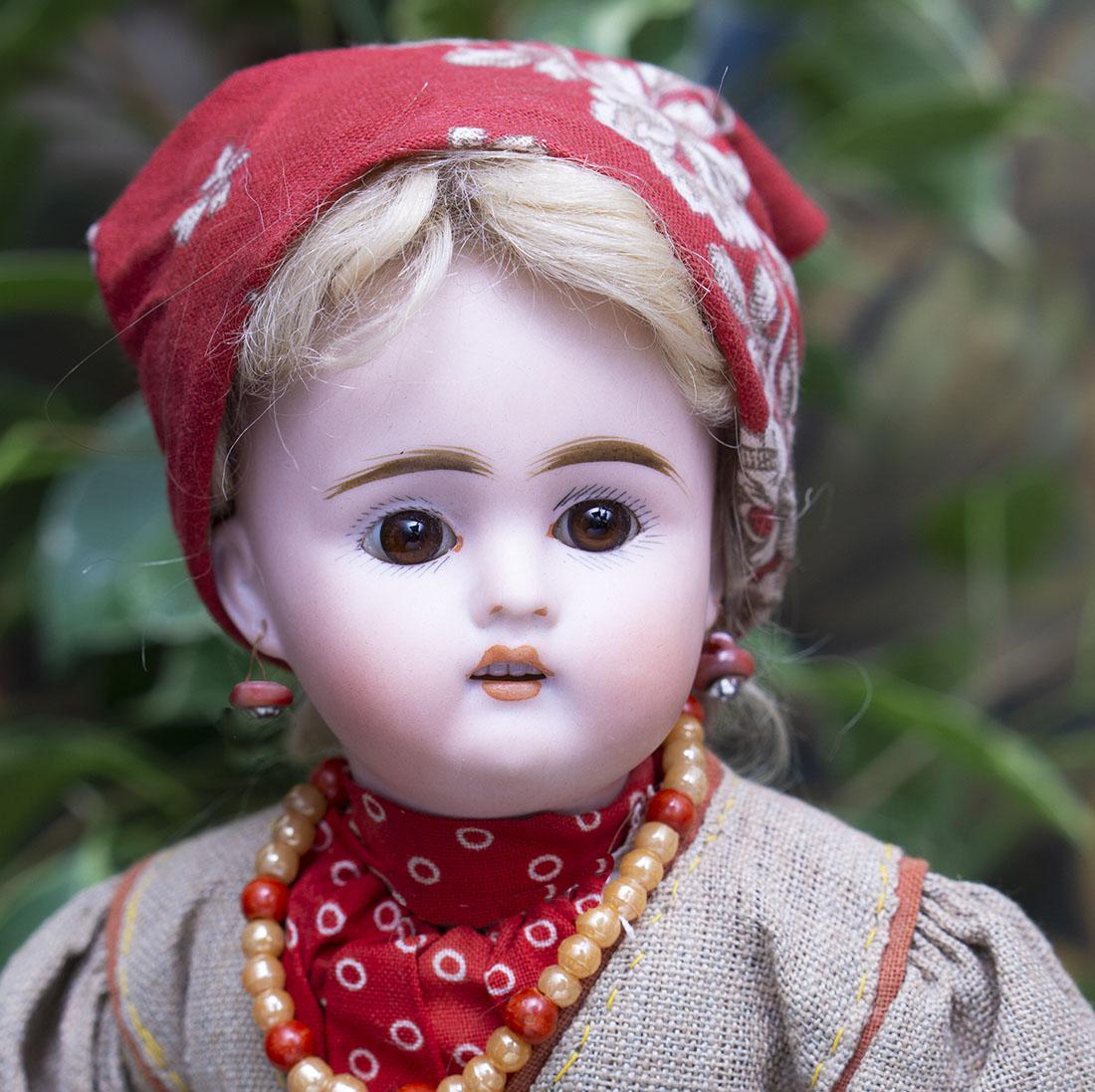 28см Куколка Шраер 448
