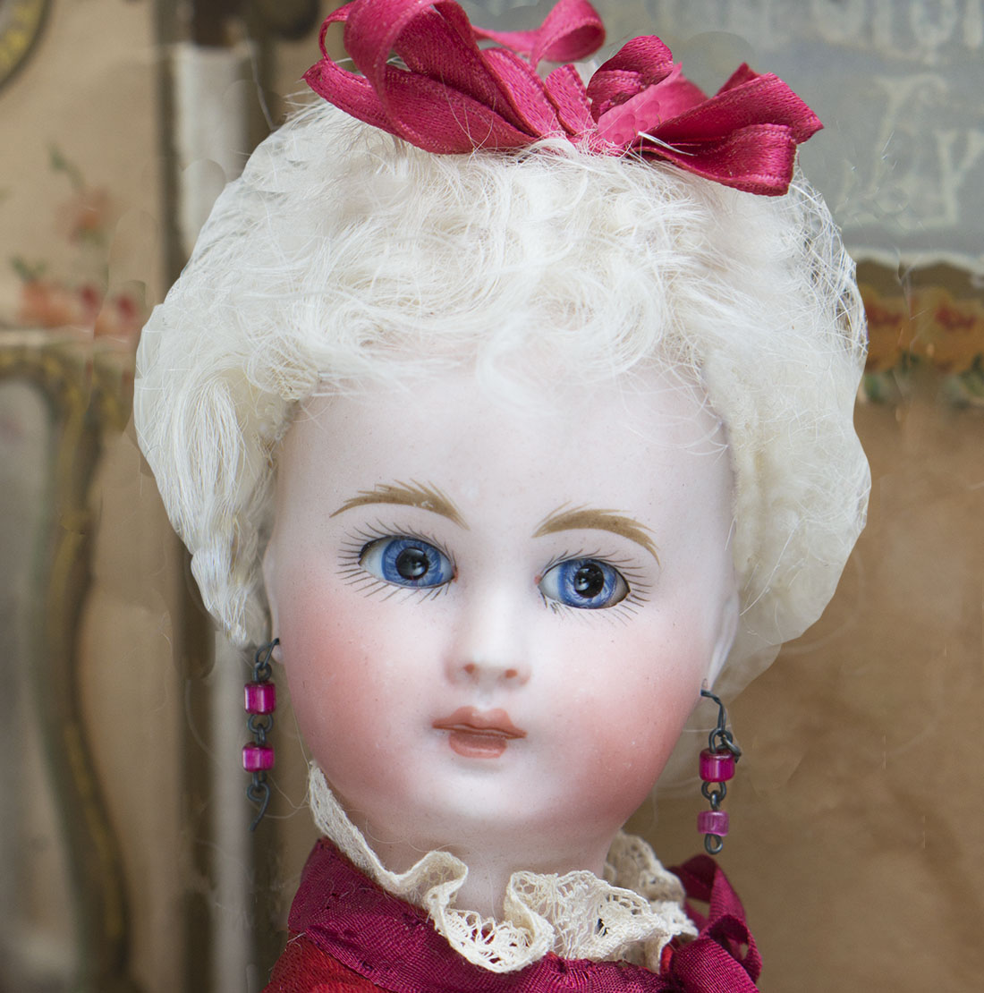 GERMAN BISQUE DOLL by KLING