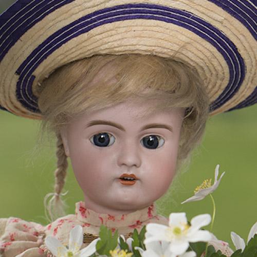 Rare Bebe Cosmopolite doll