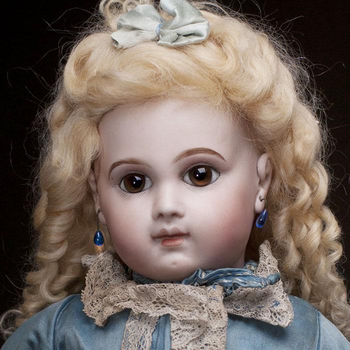 Bebe Doll E.J. by Jumeau size 9