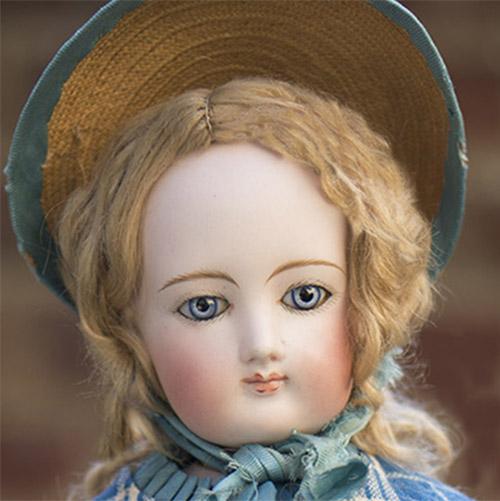 Большая Модная Кукла Готье 51 см