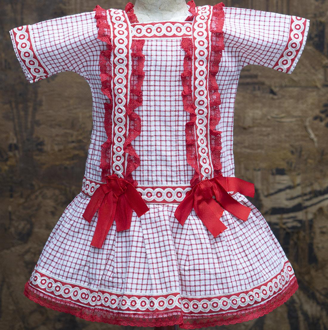 Antique Original Cotton dress