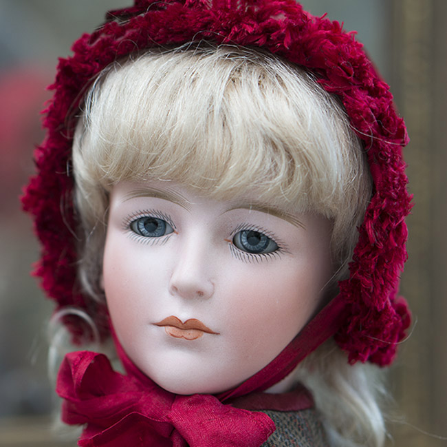 Rare Lady Doll,213, Bawo & Dotter