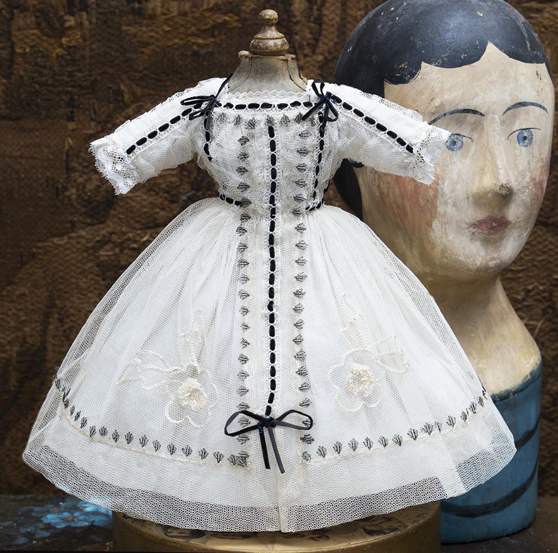 Редкая кукла Bahr&Proschild, модель 224