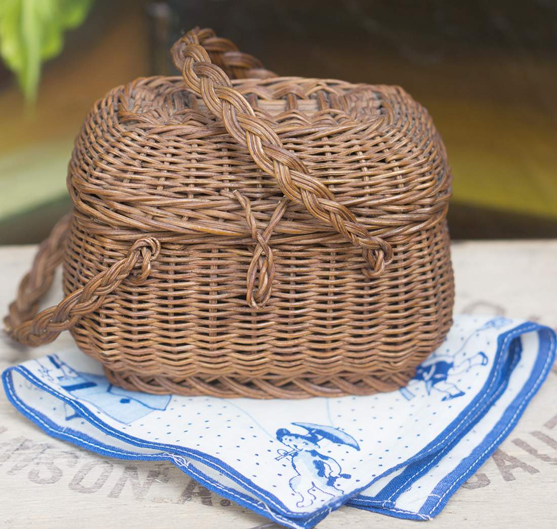 Picnic Basket for Your Doll