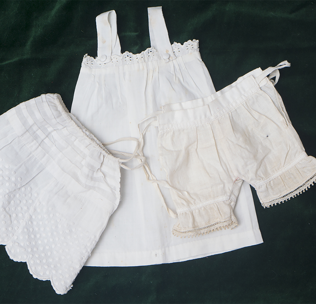 Set of underwear 3 pieces