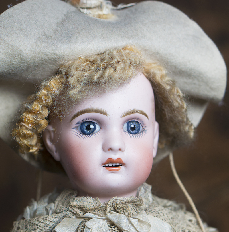Pierrot Jumeau doll