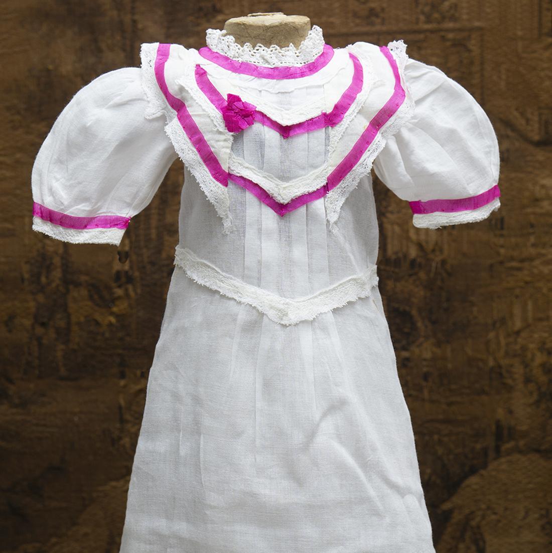 Antique doll Chemise