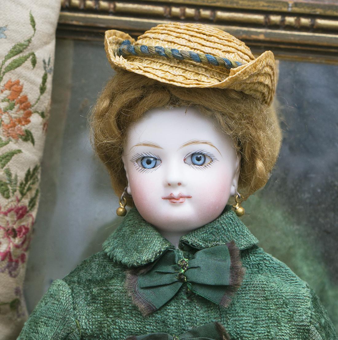 French Fashion Jumeau doll