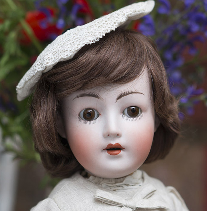 Revalo Doll by Gebruder Ohlhaver