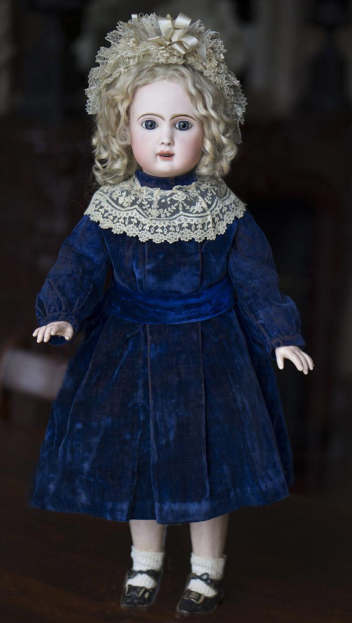 Редкая кукла Штайнер - модель А,
