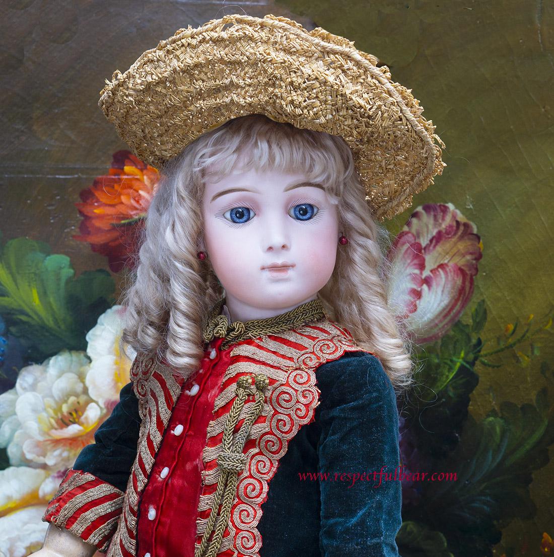Кукла Jumeau Triste