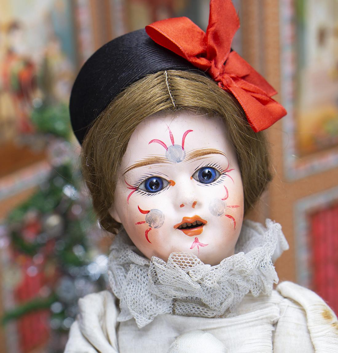 Fleischmann  Pierrot doll