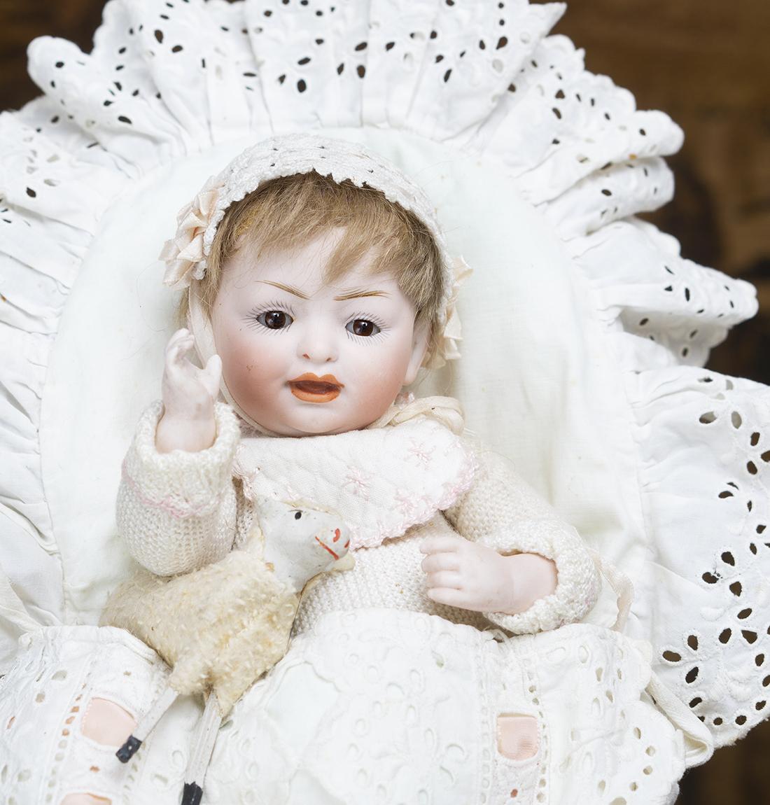 25см Характерная кукла-малыш