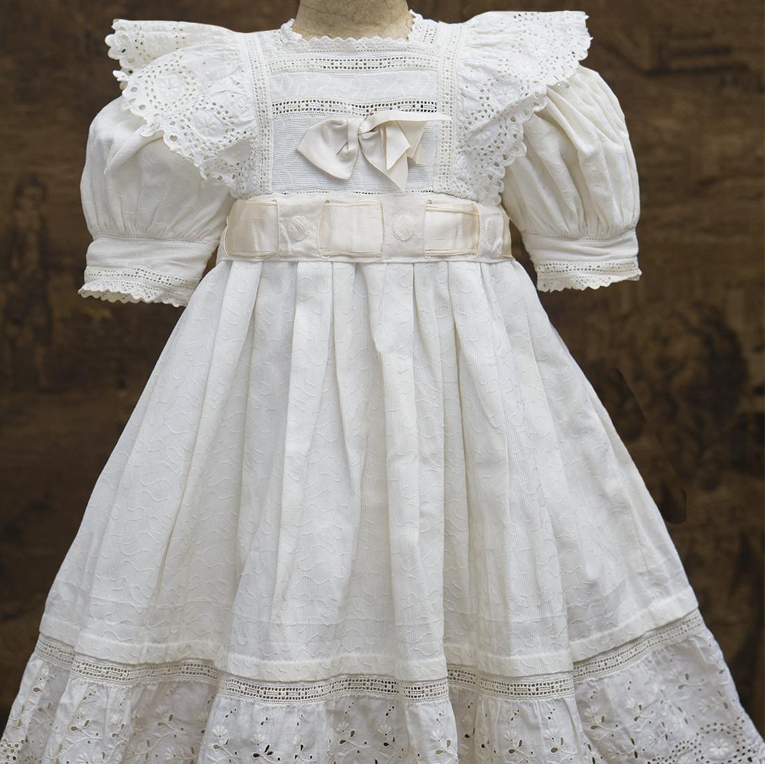 Antique Original Pique dress