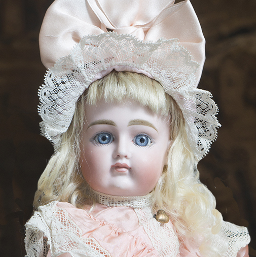 CLOSED MOUTH DOLL BY KESTNER