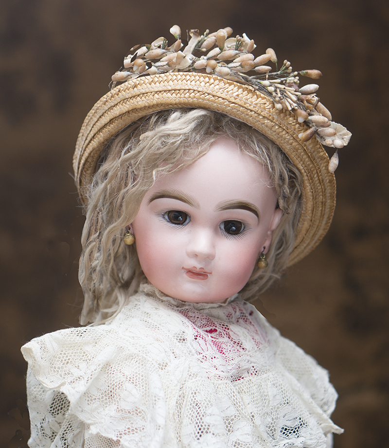 Antique Jumeau Bebe doll