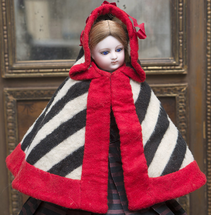 Antique Original Cape for doll