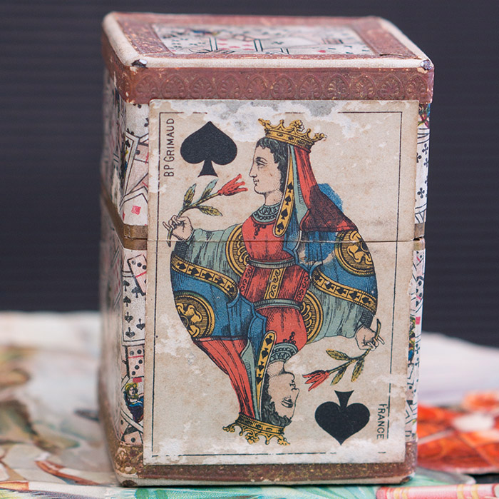 DOUBLE-DECK PLAYING CARDS