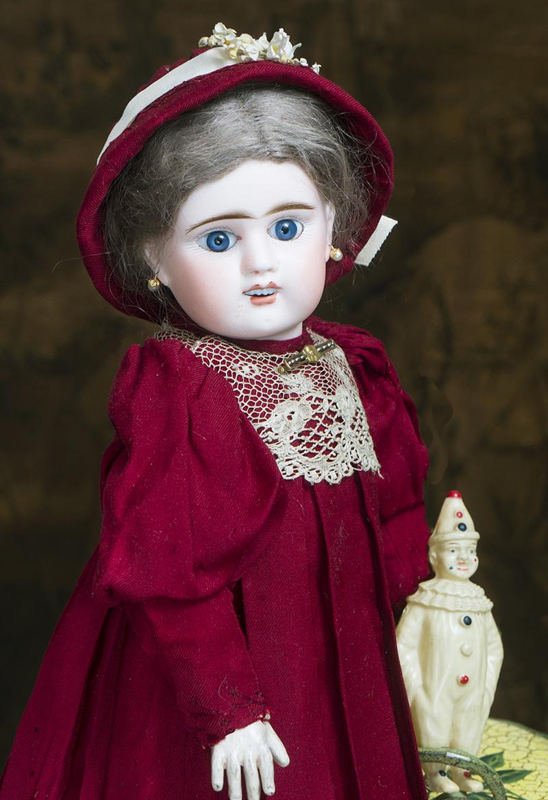 41 см Кукла Denamur - 1890е годы