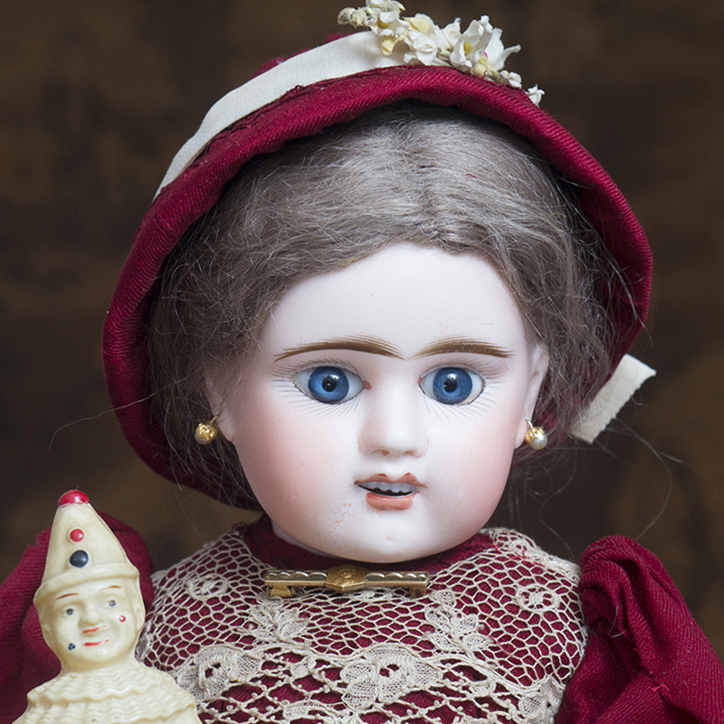 Antique Denamur doll