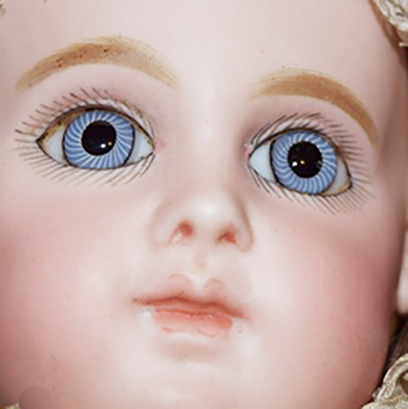 E.J.A 8 French bebe Jumeau doll