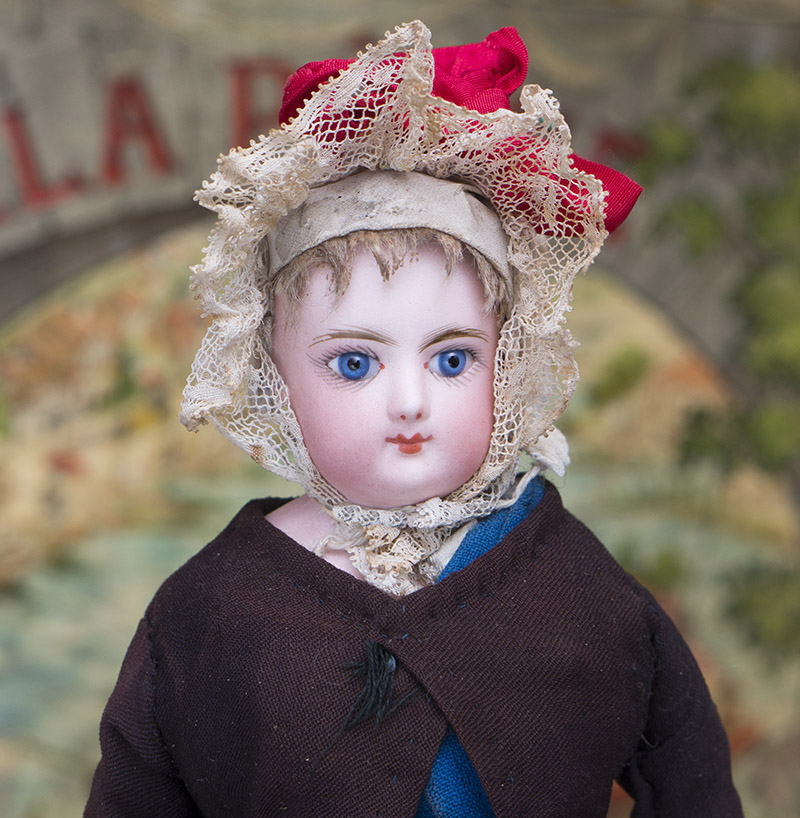 Antique ALl original FG doll