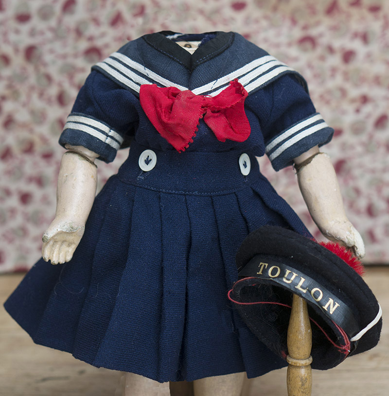 Antique Original Sailor costume