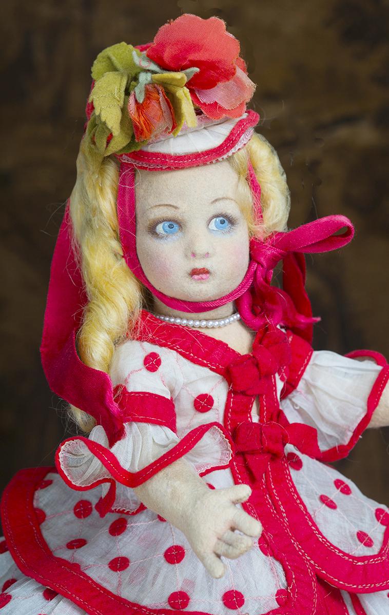 38cм Кукла Ленчи в оригинальной коробке