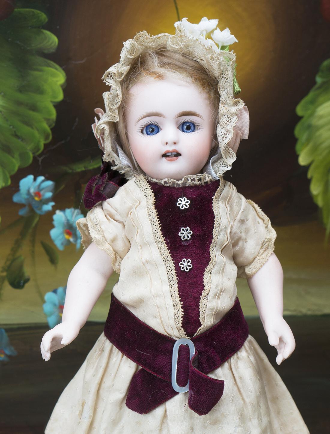 Фарфоровая кукла  Simon&Halbig 23см