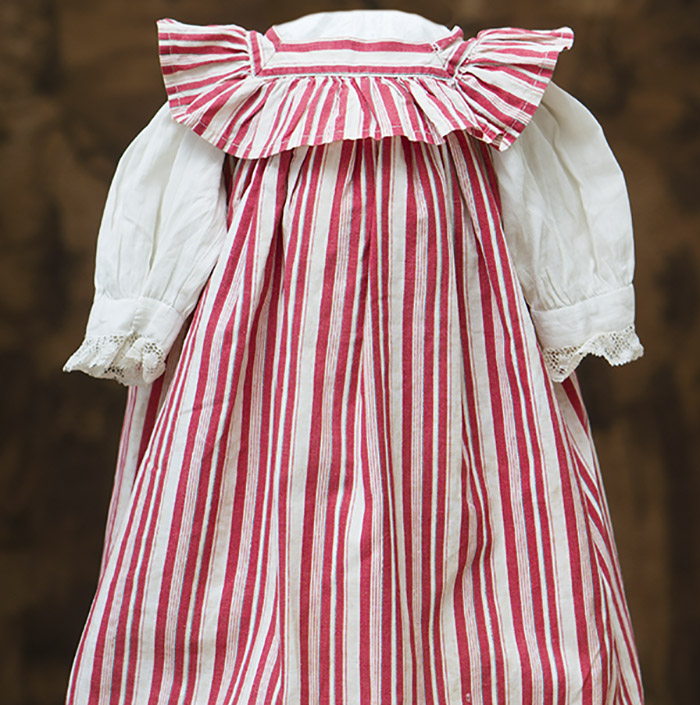 Antique French Original dress